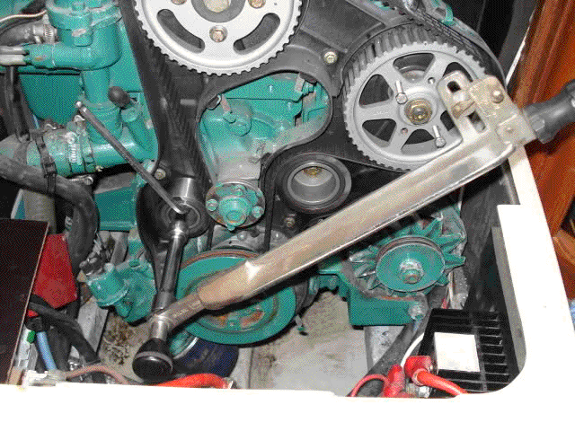 volvo md22l b timing belt change jeanneau owners network rh jeanneau owners com Volvo Interior Motorcycle Maintenance
